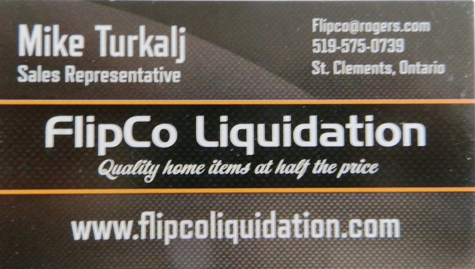 Flipco Liquidation