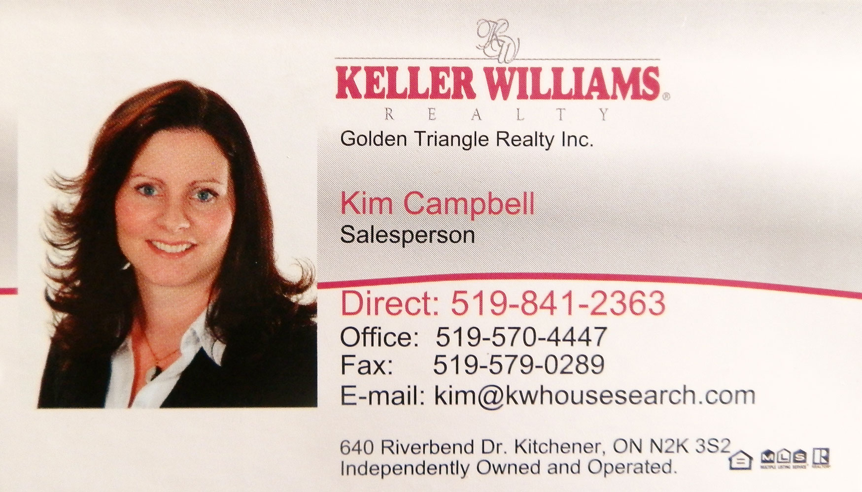 Kim Campbell Keller Williams Realty